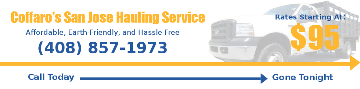 San Jose Hauling Service